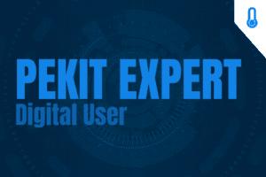 PEKIT Expert – Digital User