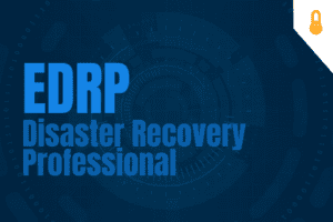 EDRP - EC-Council Disaster Recovery Professional